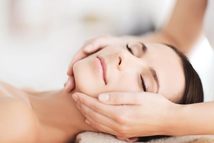 Эстетическая косметология, массаж лица, улучшение микроциркуляции