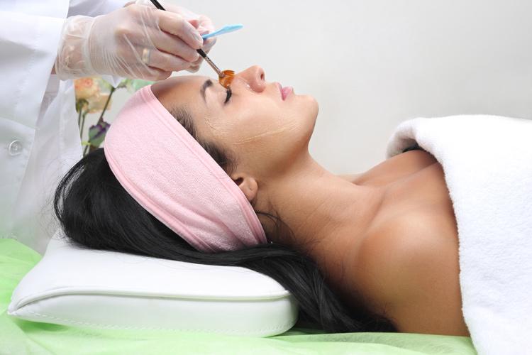 Эстетическая косметология, химический пилинг, профилактика старения кожи